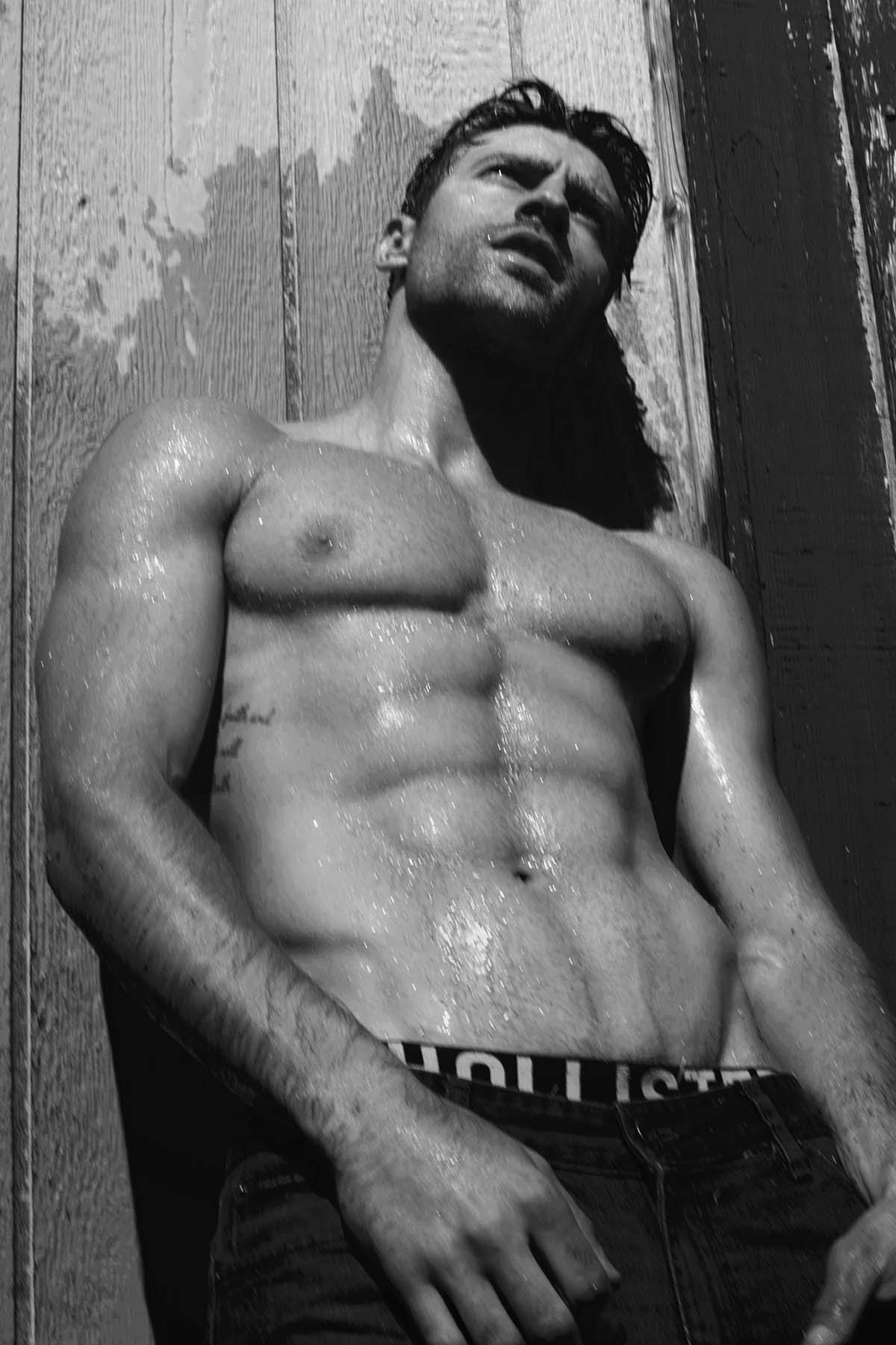Vinicius Piccoli by Scott Hoover for Brazilian Male Model