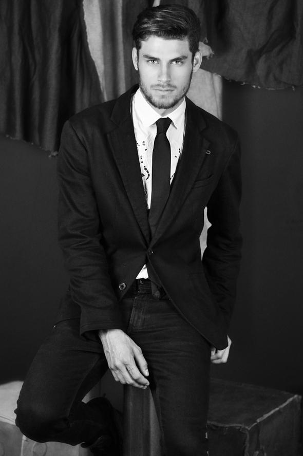 Danilo Fonseca by Hudson Rennan for Brazilian Male Model