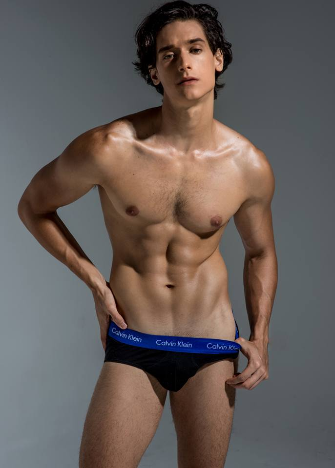 Fabricio Bittencourt by Juliana Soo for Brazilian Male Model