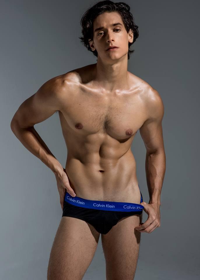 Fabricio Bittencourt by Juliana Soo for Brazilian Male Model
