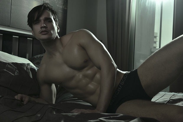 Hans Weiser by MJ Suayan for Brazilian Male Model