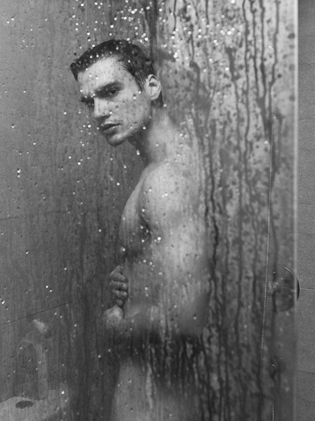 Hans Weiser by MJ Suayan for Brazilian Male Model