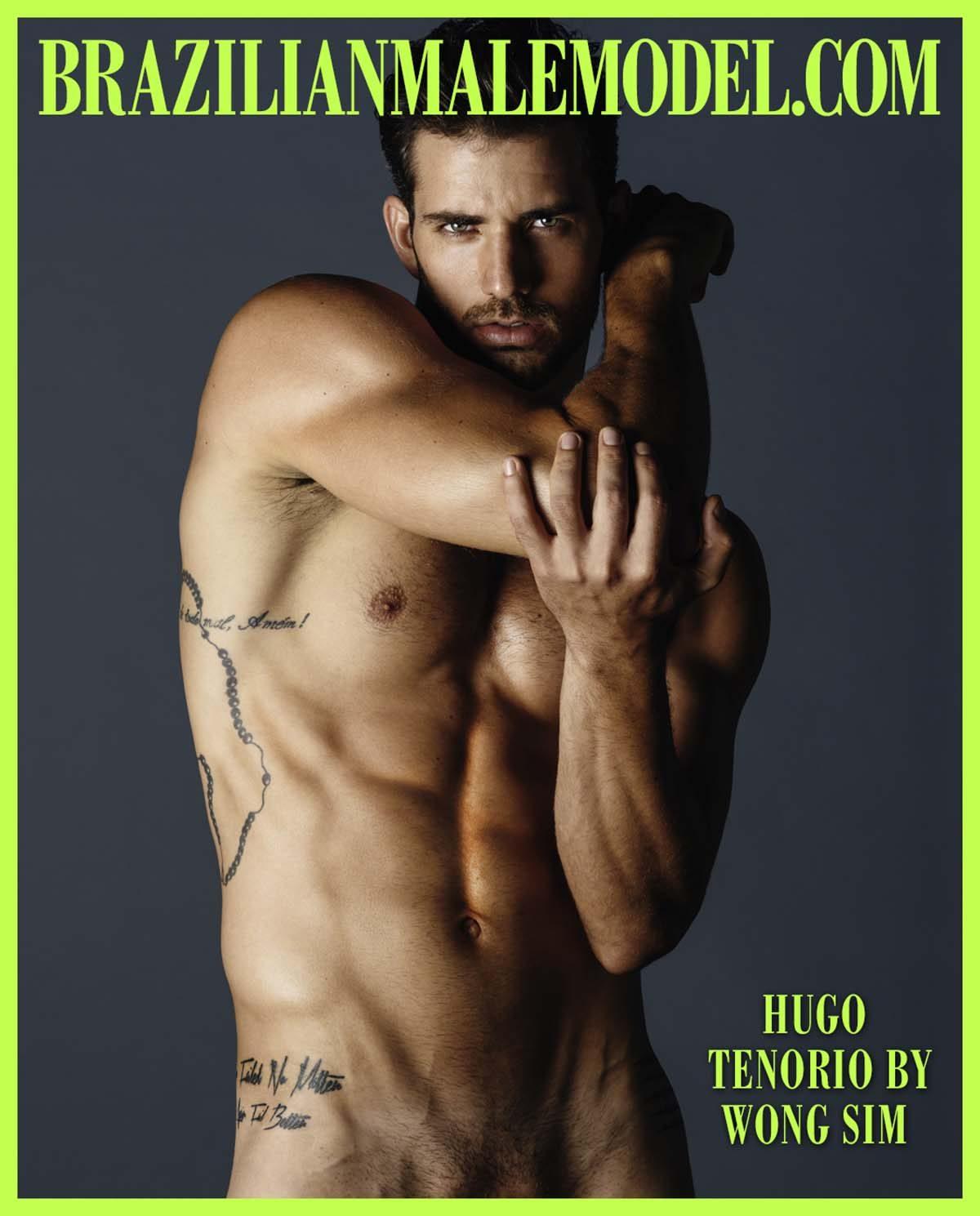 Hugo Tenorio by Wong Sim