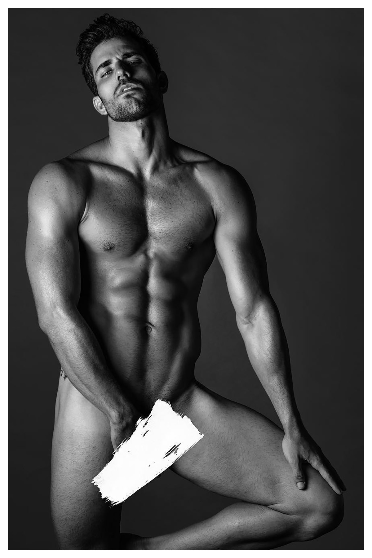 Hugo Tenorio by Wong Sim for Brazilian Male Model