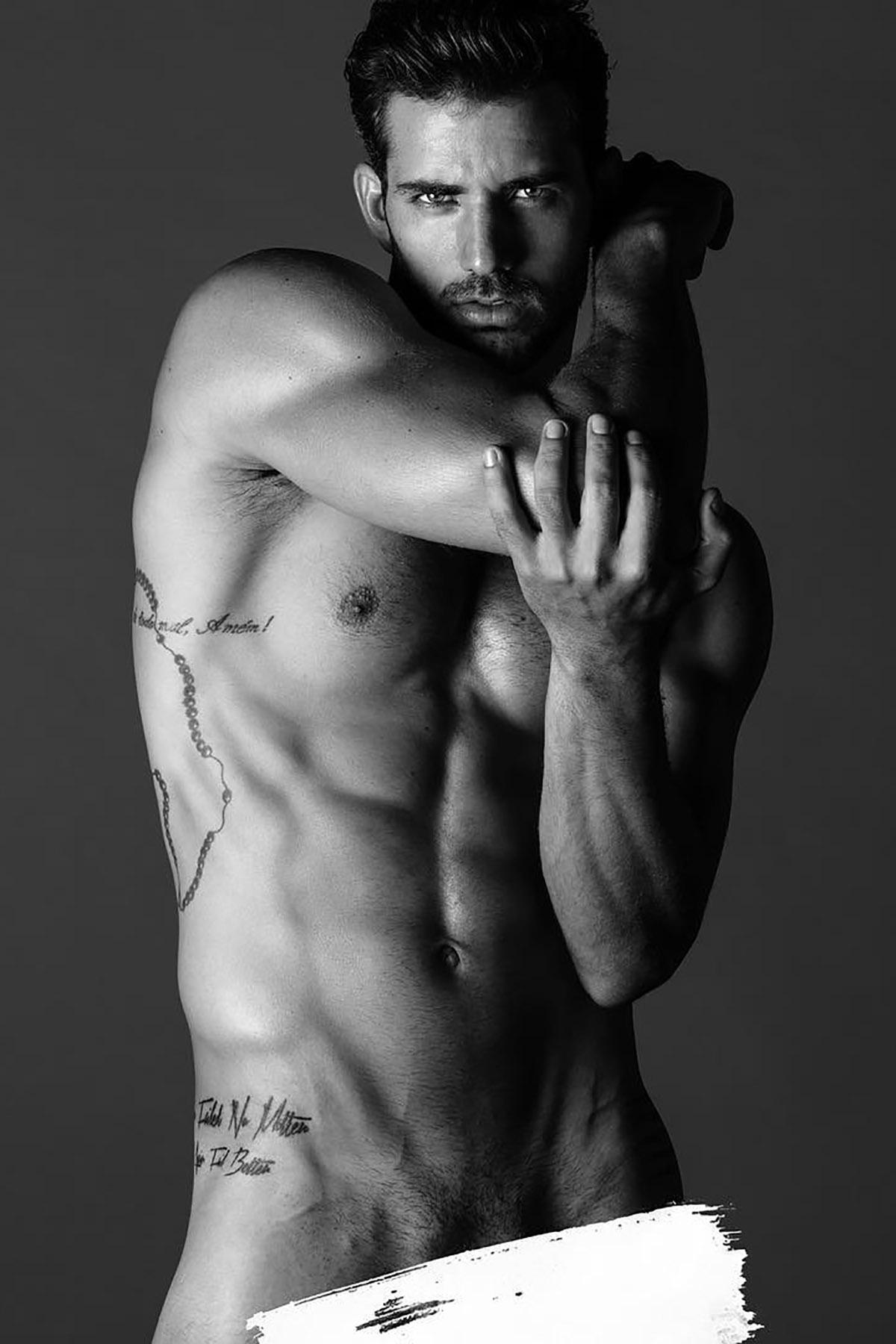 Hugo Tenorio by Wong Sim for Brazilian Male Model
