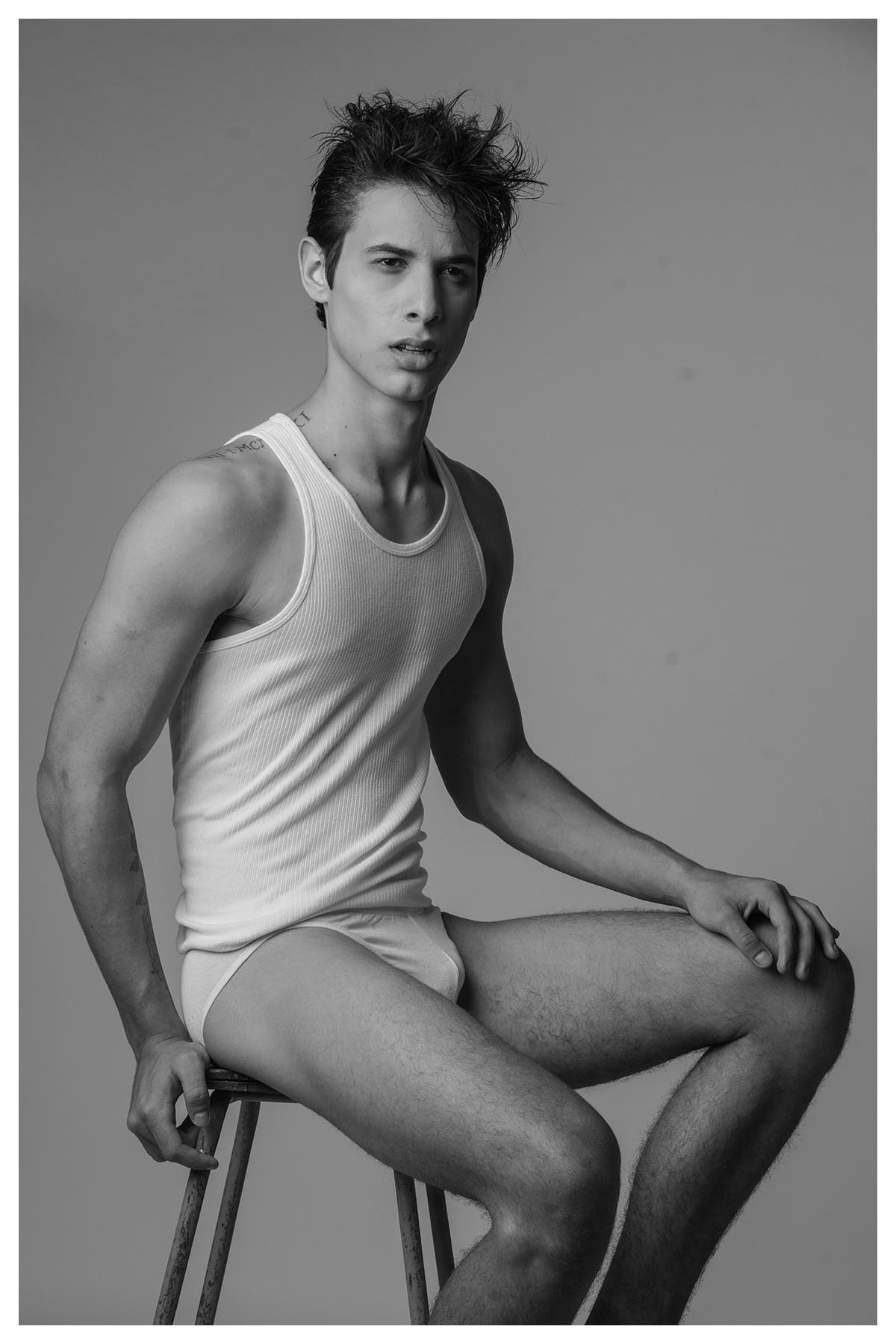 Isaac Paiva by Leandro Ramos for Brazilian Male Model