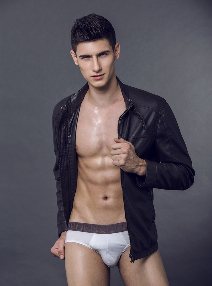 Markus Quintão by Jason Oung for Brazilian Male Model