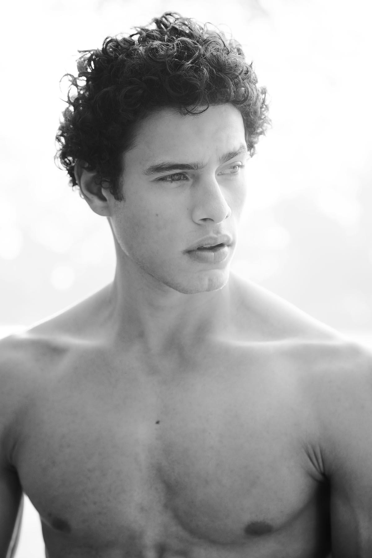 Nathan Corrêa by Moises Almeida for Brazilian Male Model