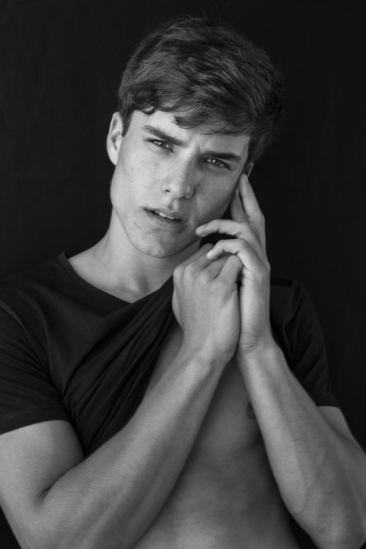 Pedro Maia by Gilson de Rezendeh for Brazilian Male Model