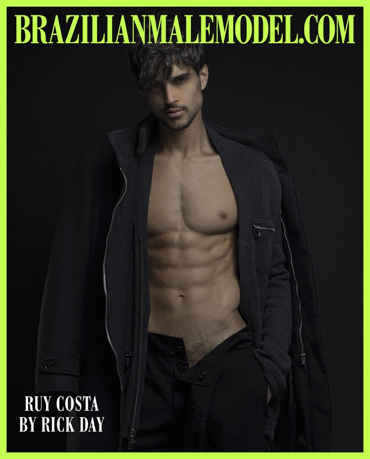 Ruy Costa by Rick Day