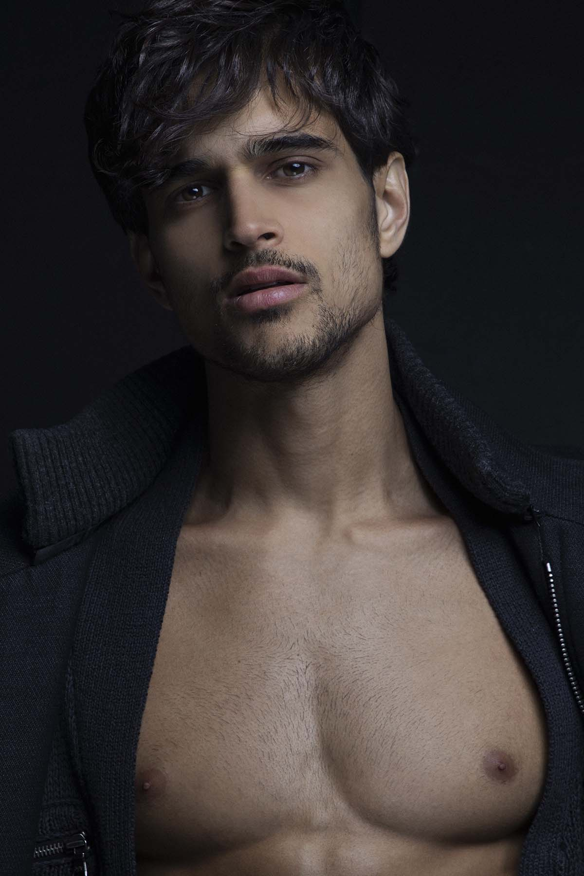 Ruy Costa by Rick Day for Brazilian Male Model