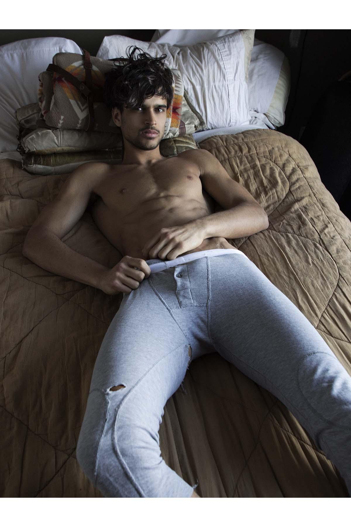 Ruy Costa by Rick Day for Brazilian Male Model
