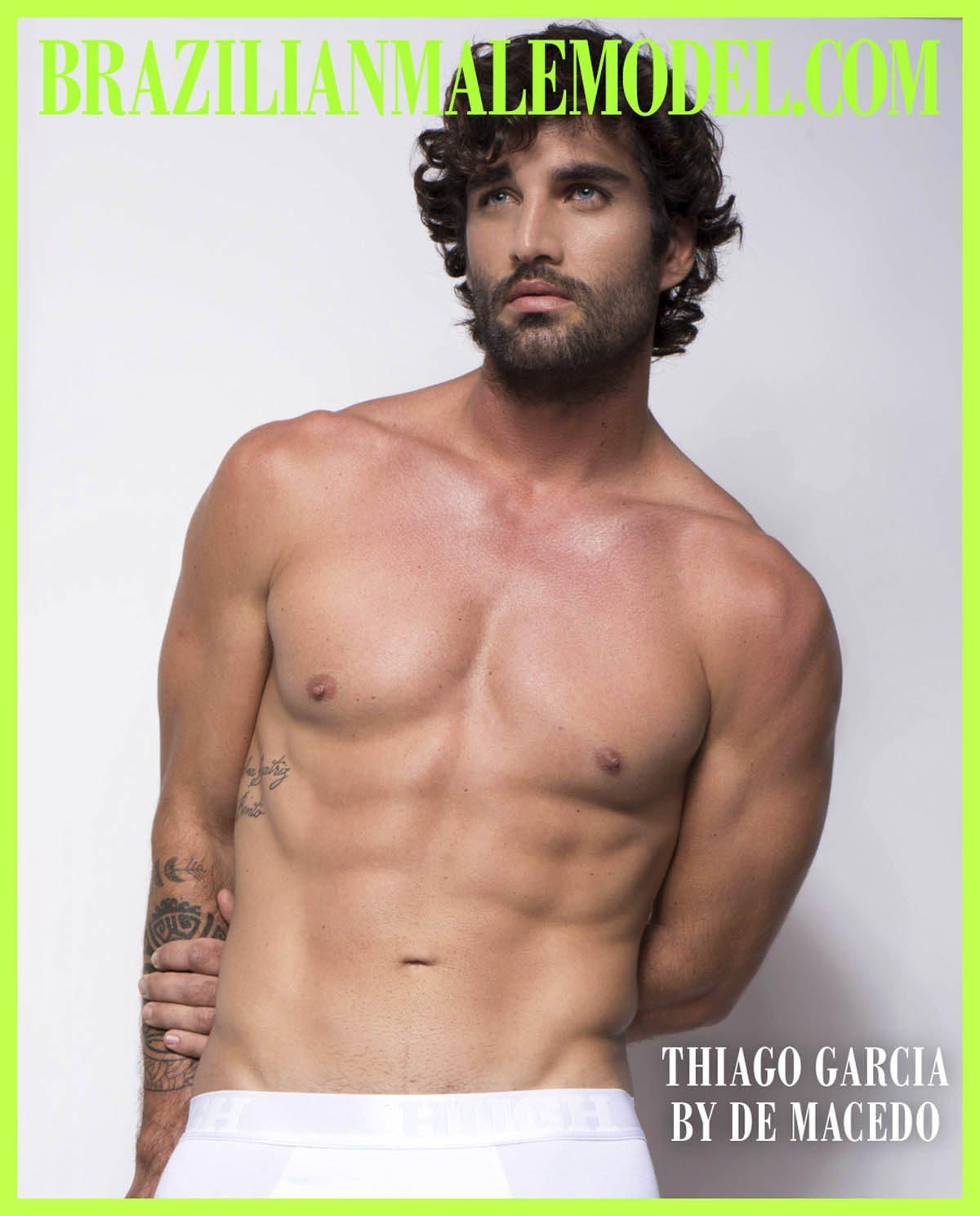 Thiago Garcia by De Macedo