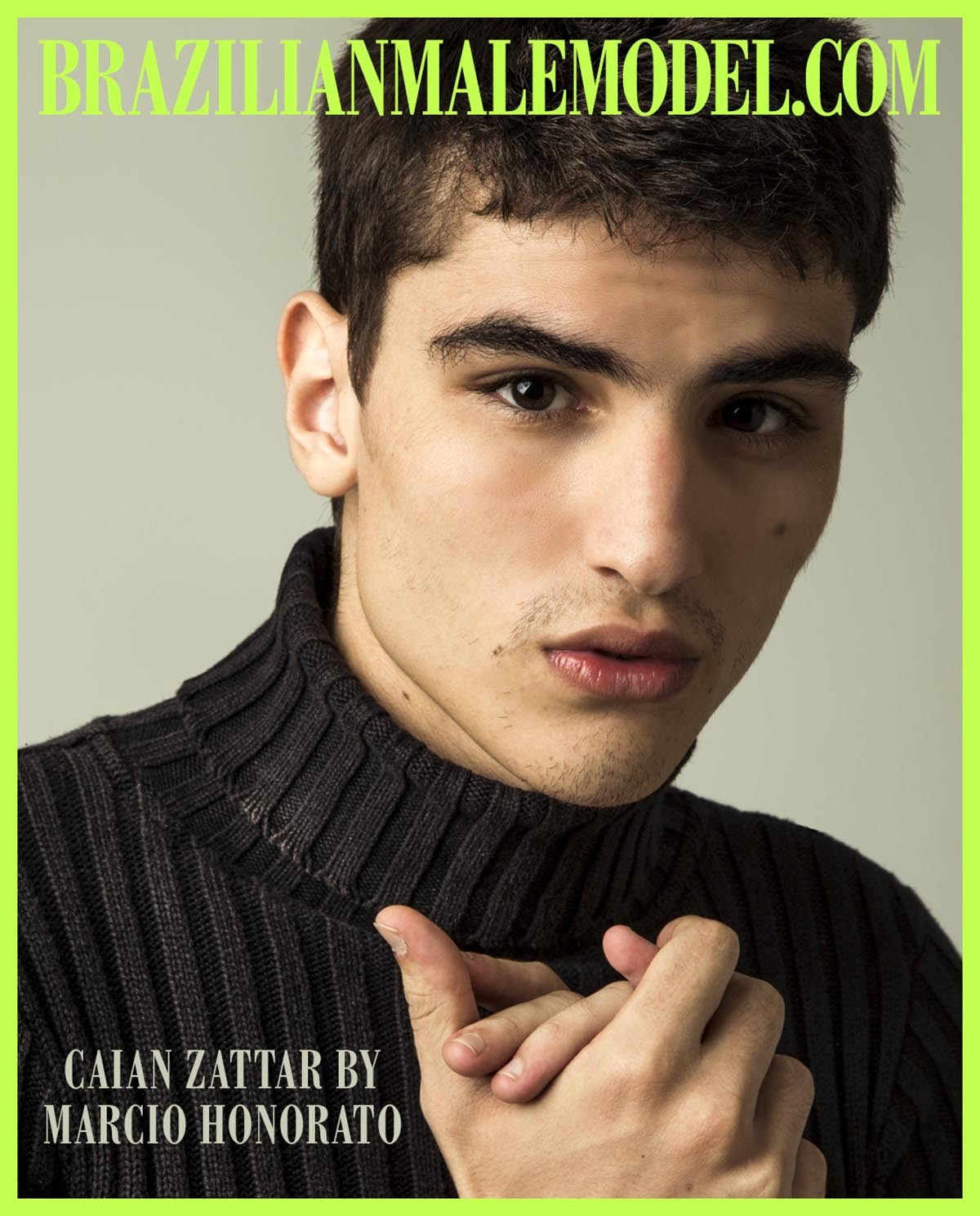 Caian​ Zattar by Marcio Honorato