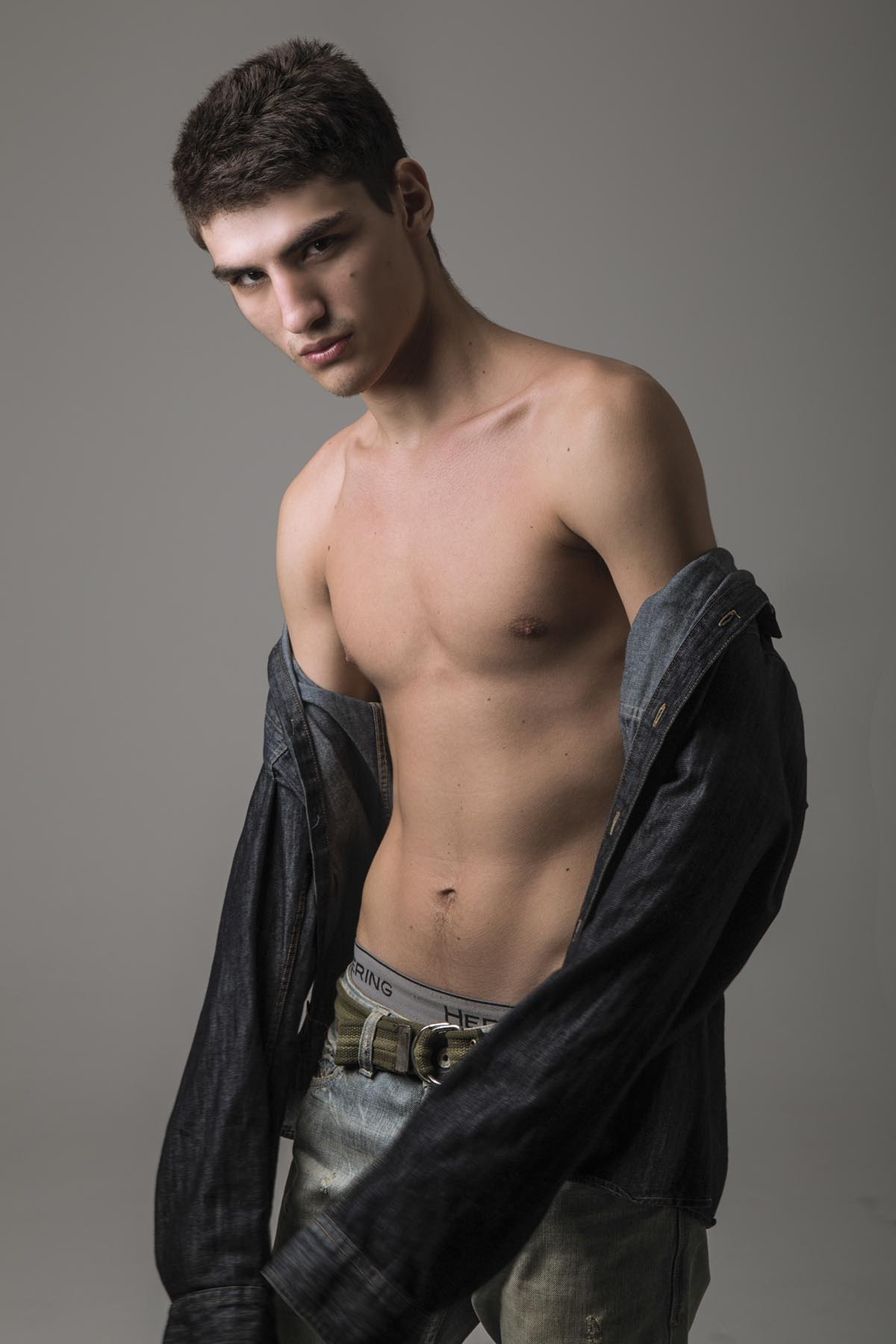 Caian​ Zattar by Marcio Honorato for Brazilian Male Model