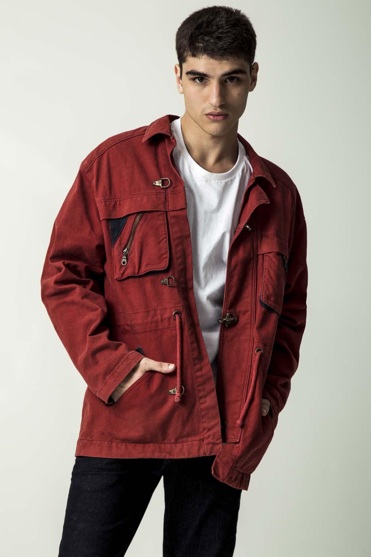 Caian Zattar by Marcio Honorato for Brazilian Male Model