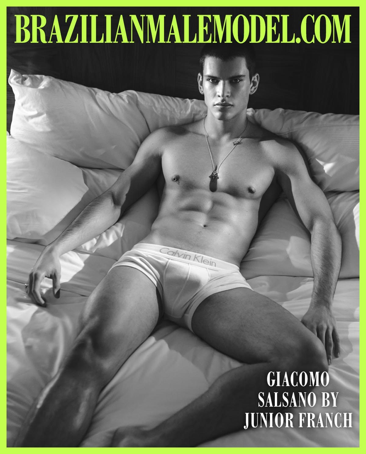 Giacomo Salsano by Junior Franch