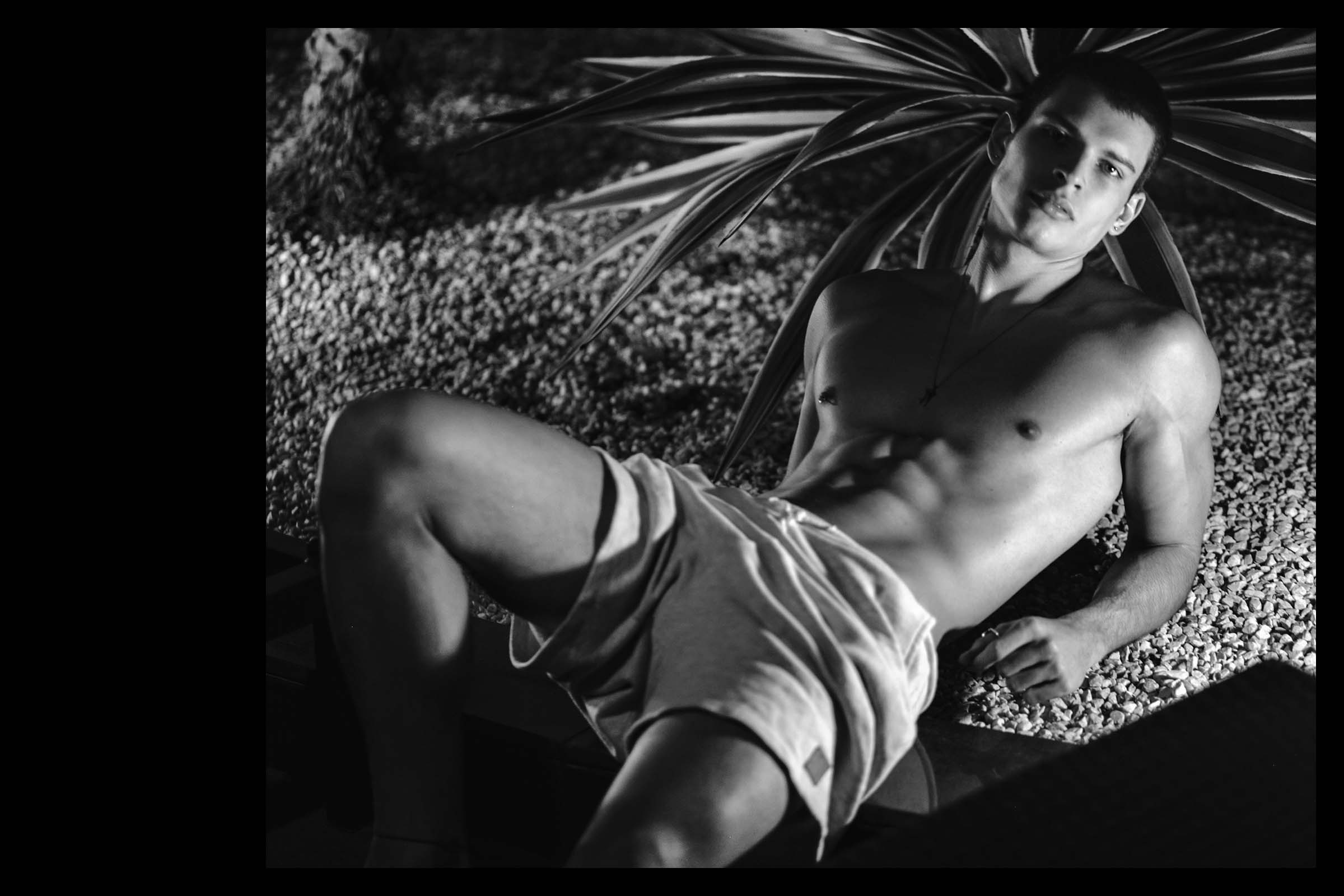 Giacomo Salsano by Junior Franch for Brazilian Male Model