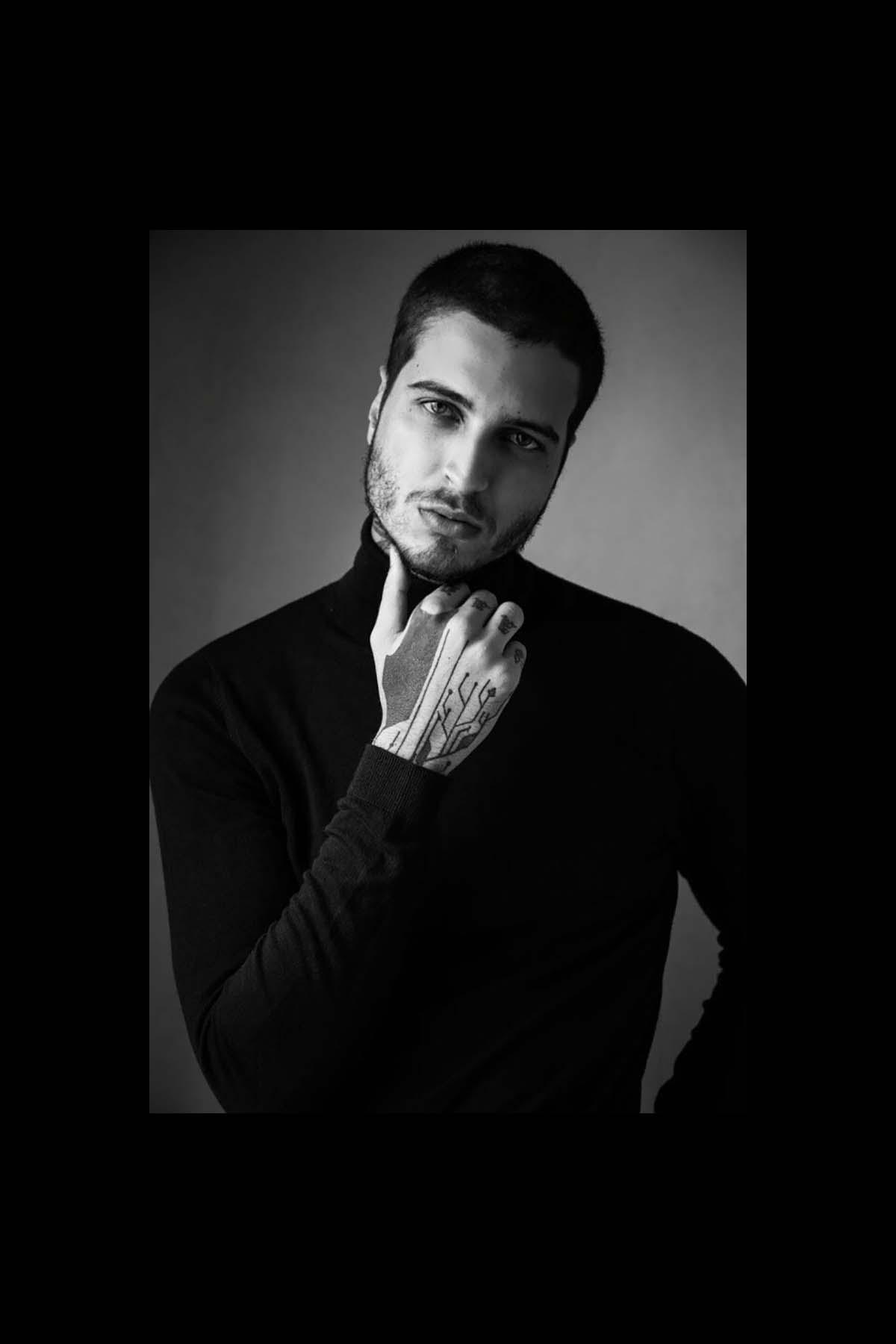 Gustavo Saad by Augusto Carneiro for Brazilian Male Model