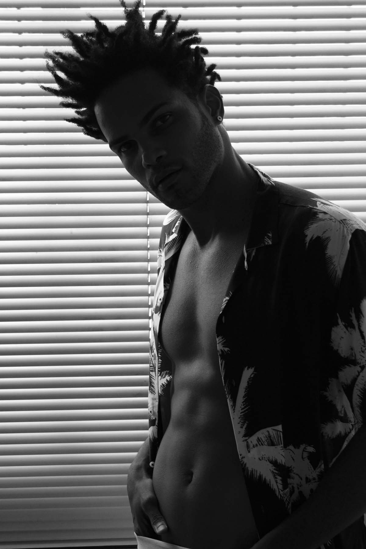 Hugo Cortes by Filipe Galgani for Brazilian Male Model