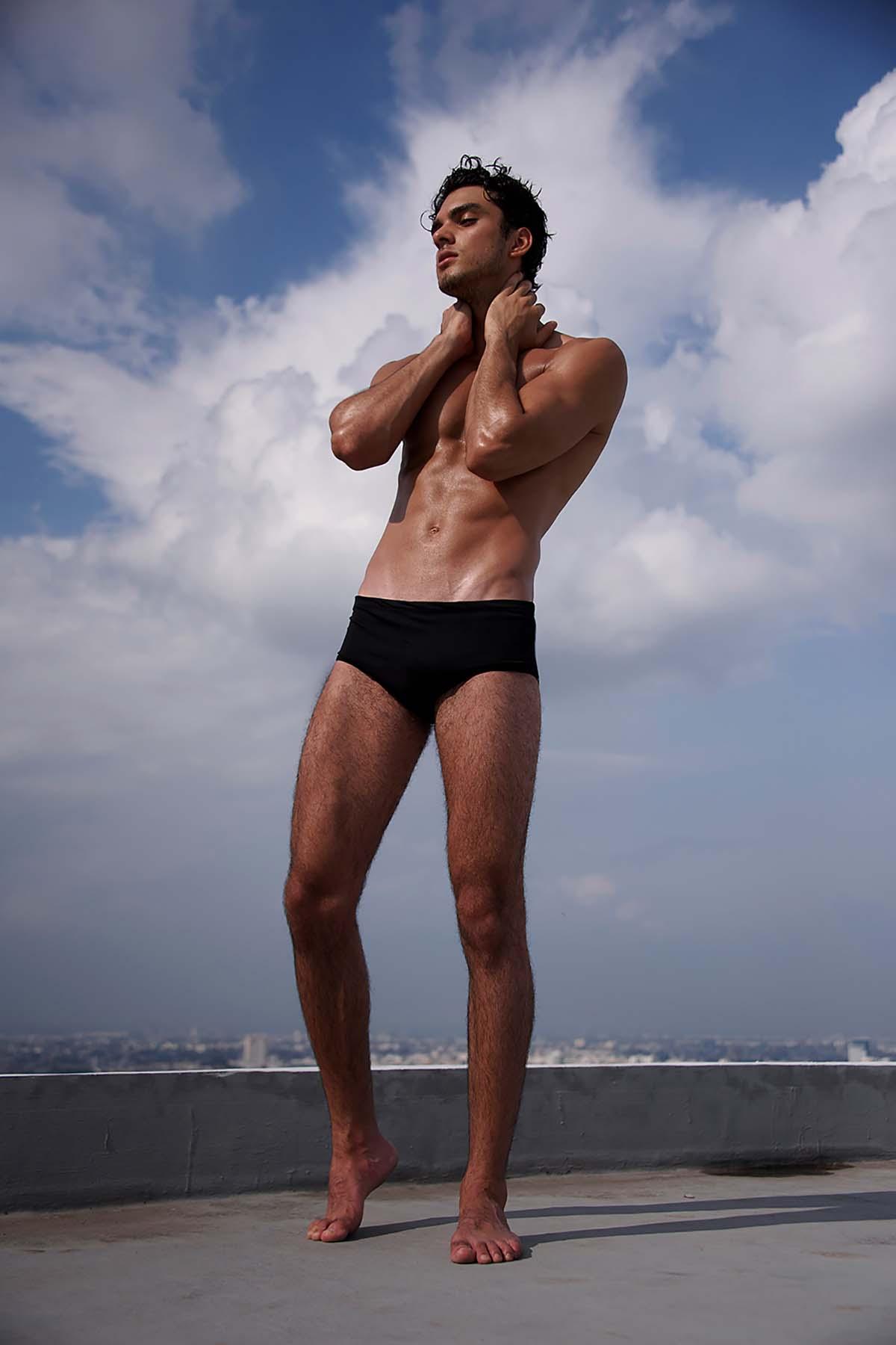 Lucas Rufino by Phatchon Jankong for Brazilian Male Model