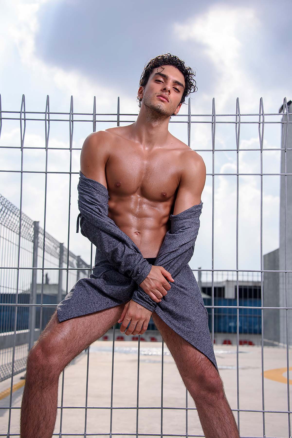 Lucas Rufino by Phatchon Jankong for Brazilian Male Model