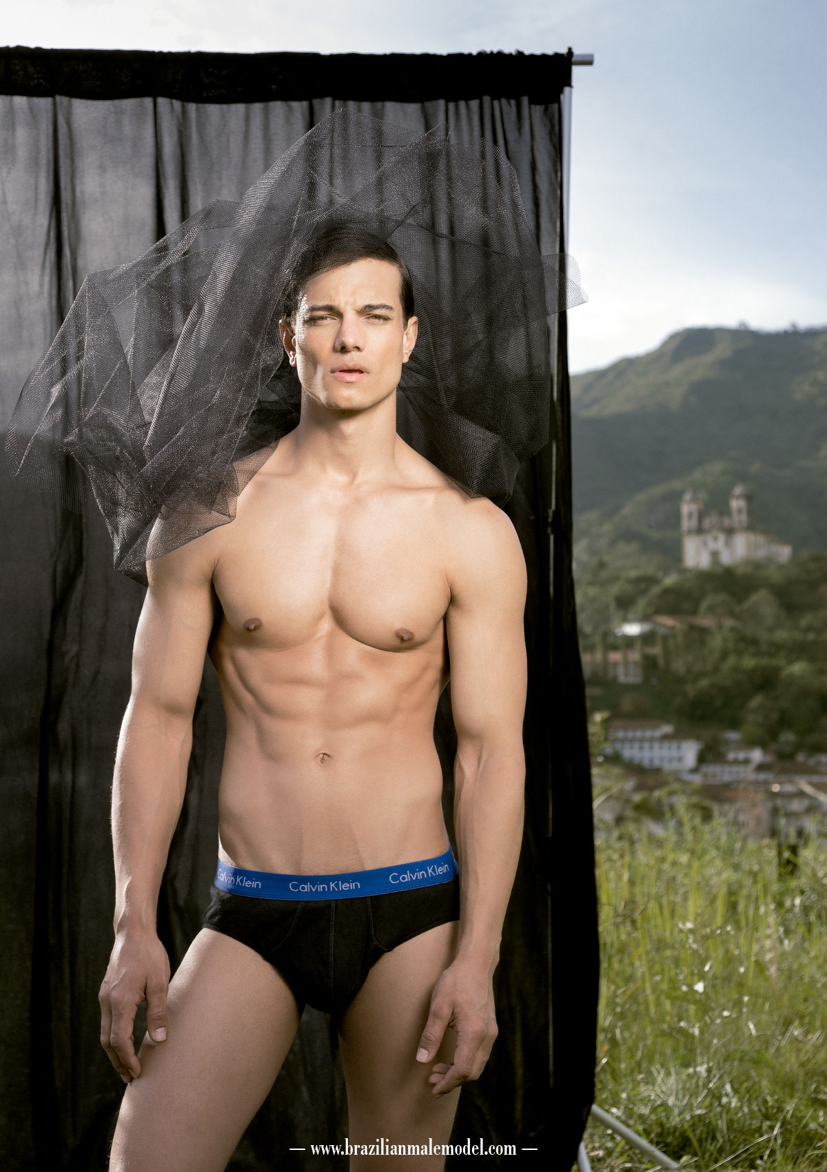 The Cover boy Sulevan Araujo by Filipe Galgani for Brazilian Male Model