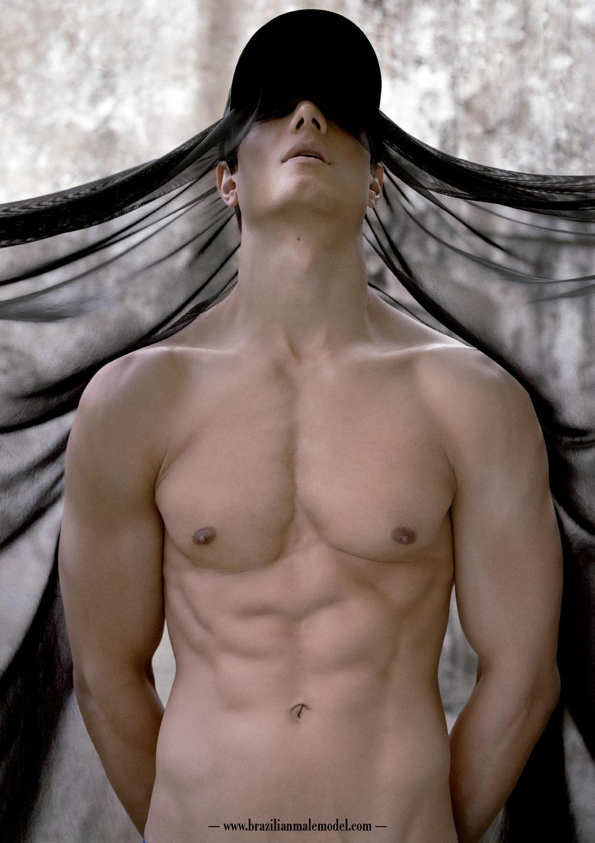 The Coverboy Sulevan Araujo by Filipe Galgani for Brazilian Male Model Magazine#2
