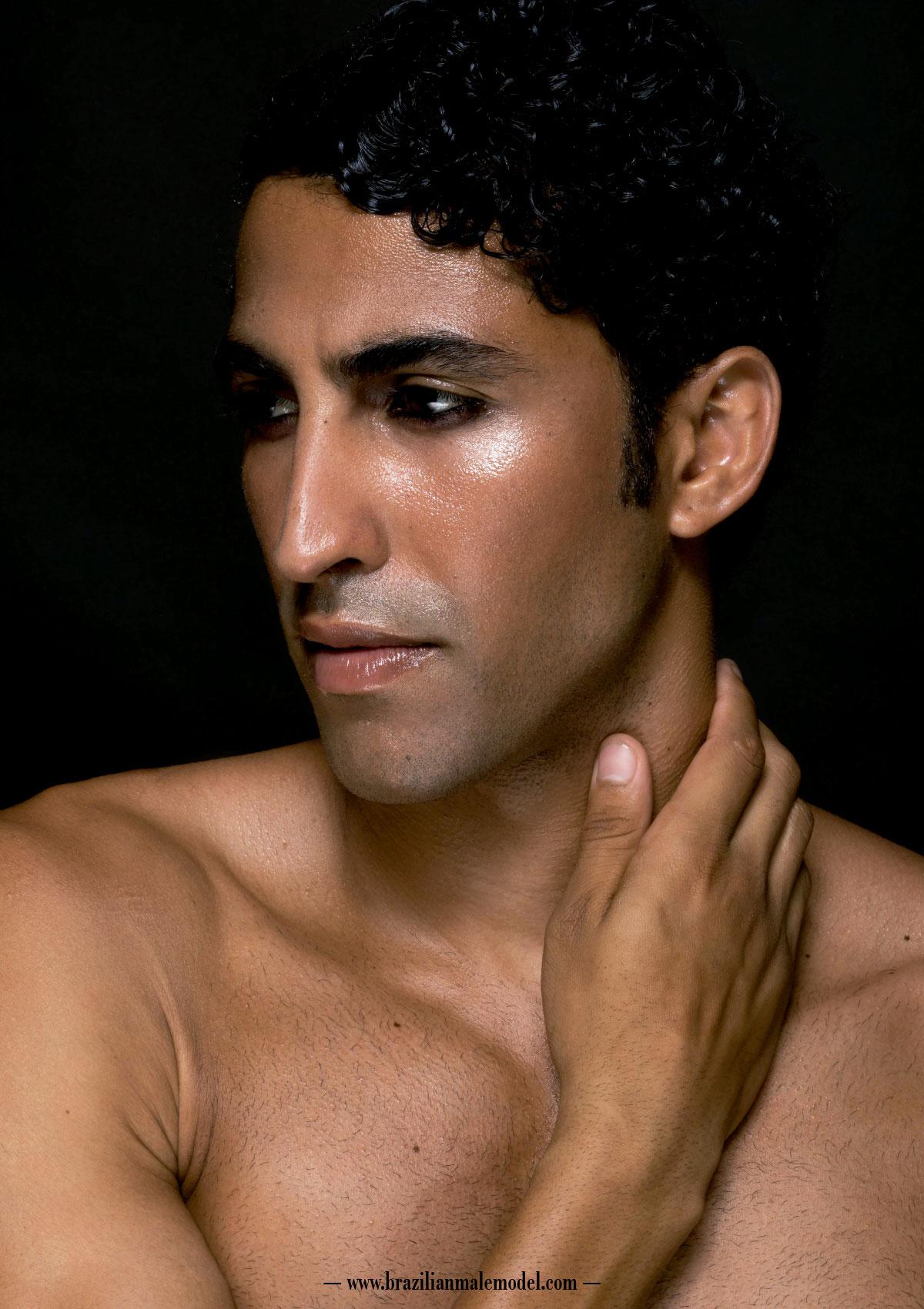 Igor Falleiros by Anderson Macedo for Brazilian Male Model Magazine#2