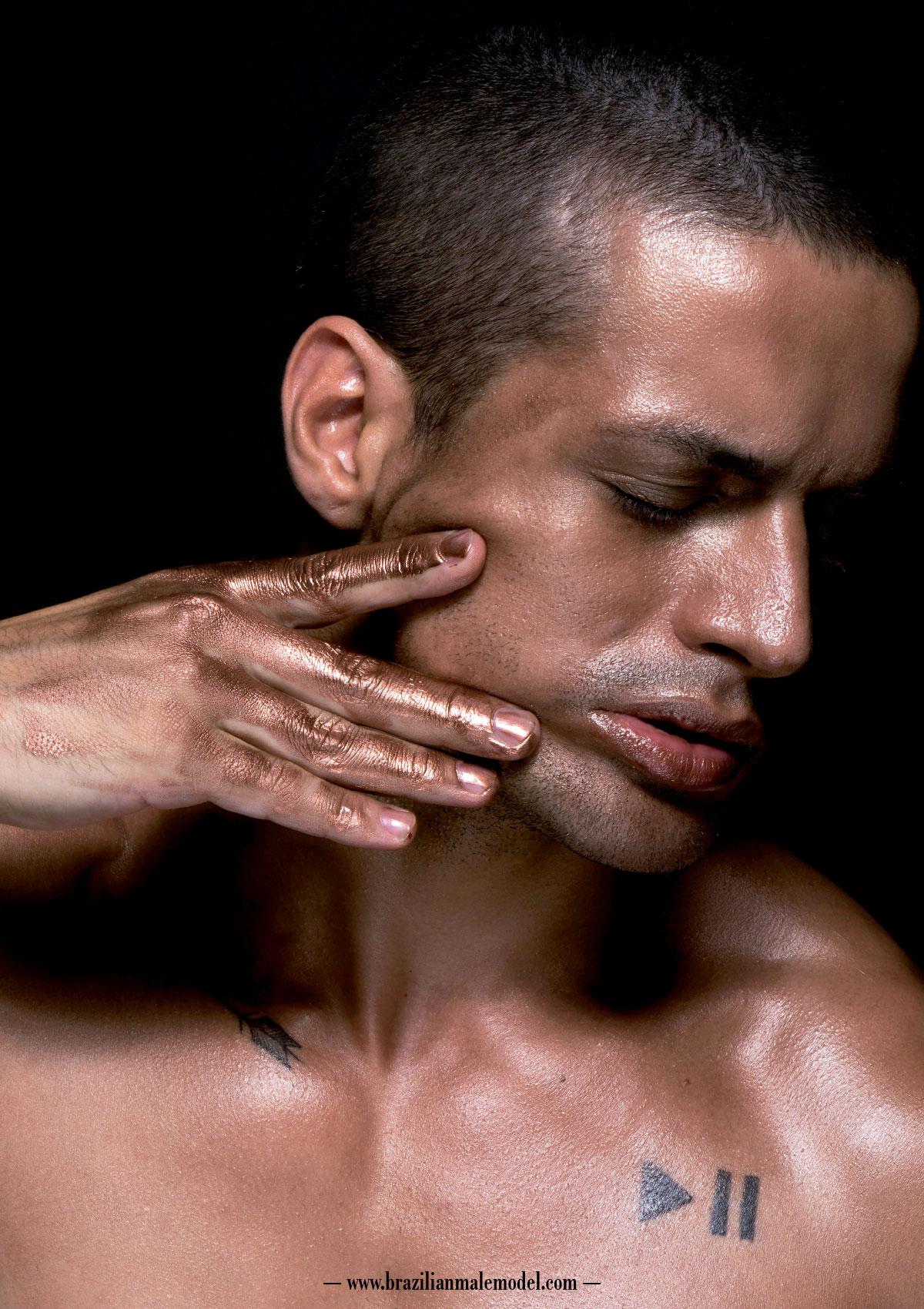 Jonathan Rosa by Anderson Macedo for Brazilian Male Model Magazine#2