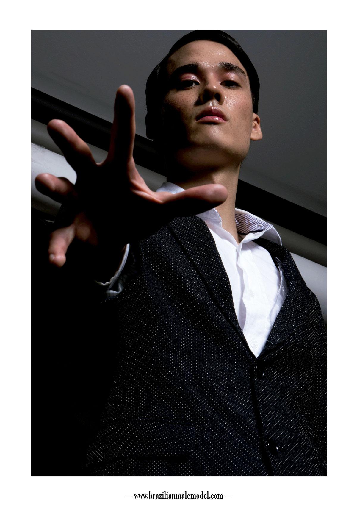 Iam Goggi by Anderson Macedo for Brazilian Male Model Magazine#2