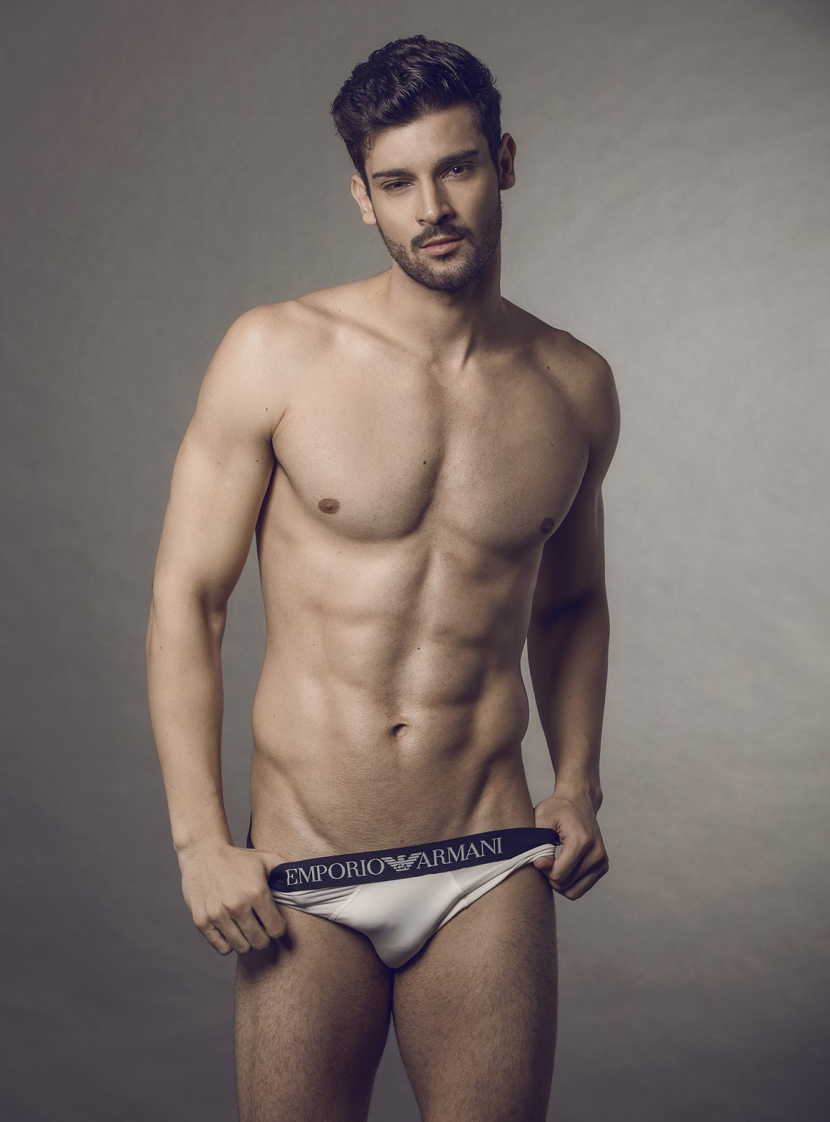 Matheus Willian by Jason Oung for Brazilian Male Model