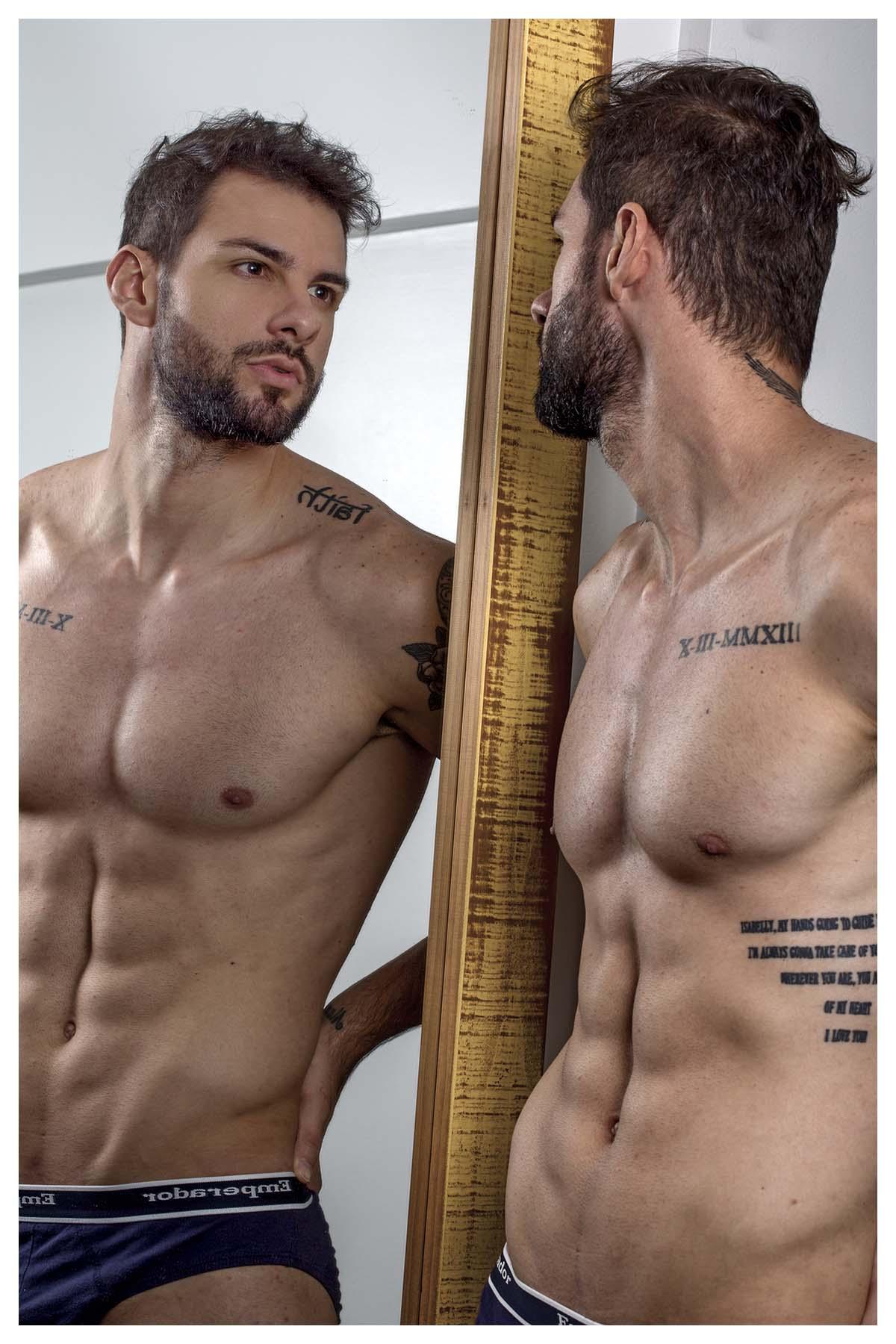 Victor Dos Santos by Ronaldo Gutierrez for Brazilian Male Model