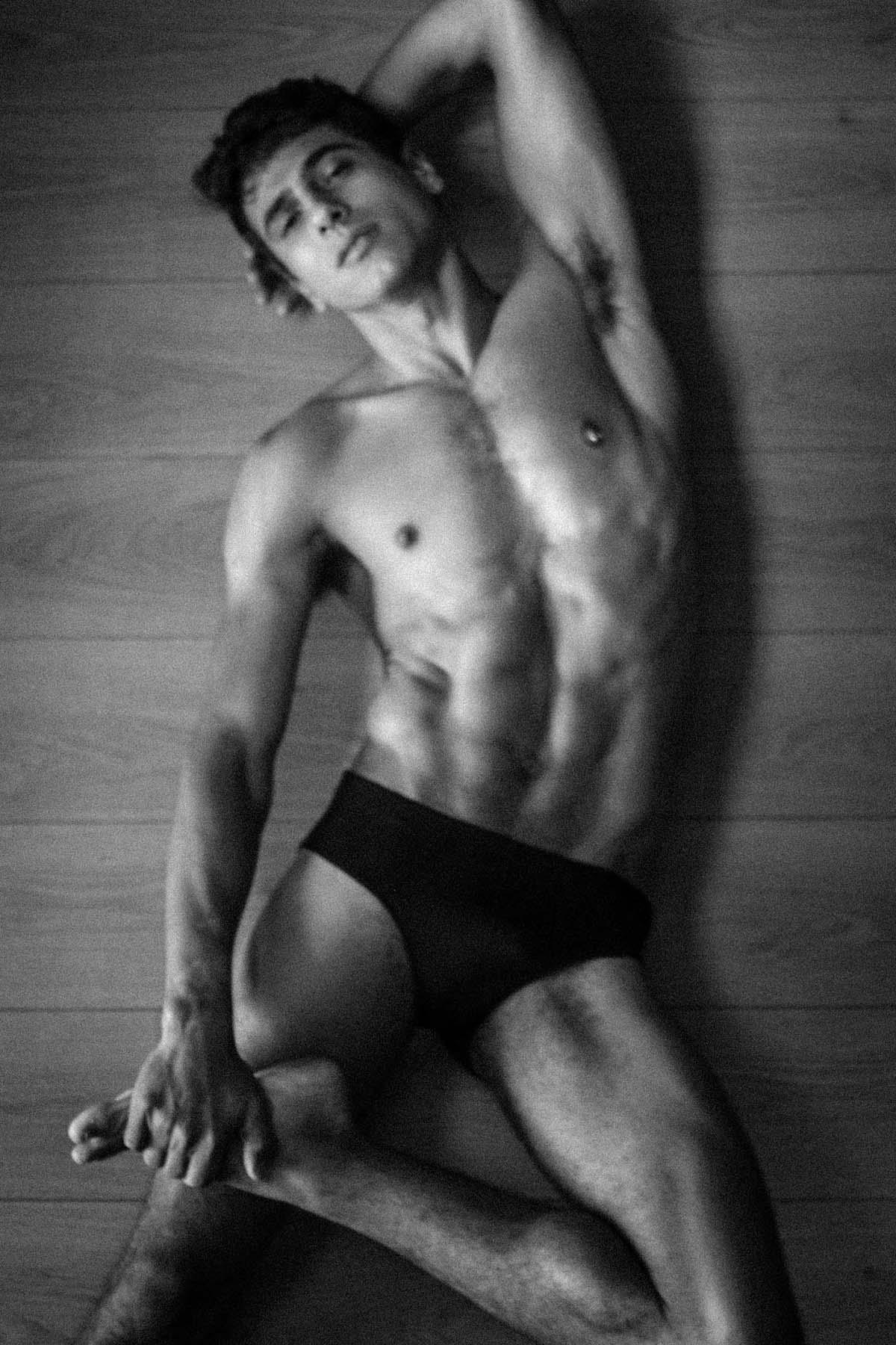 Vinícius Severo by Tarcisio Generoso for Brazilian Male Model