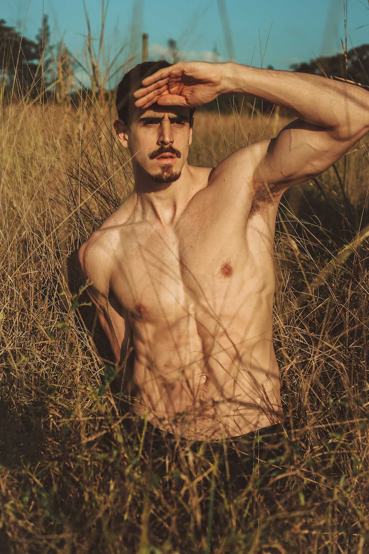 João Elias Mothé by Igor Gomes for Brazilian Male Model
