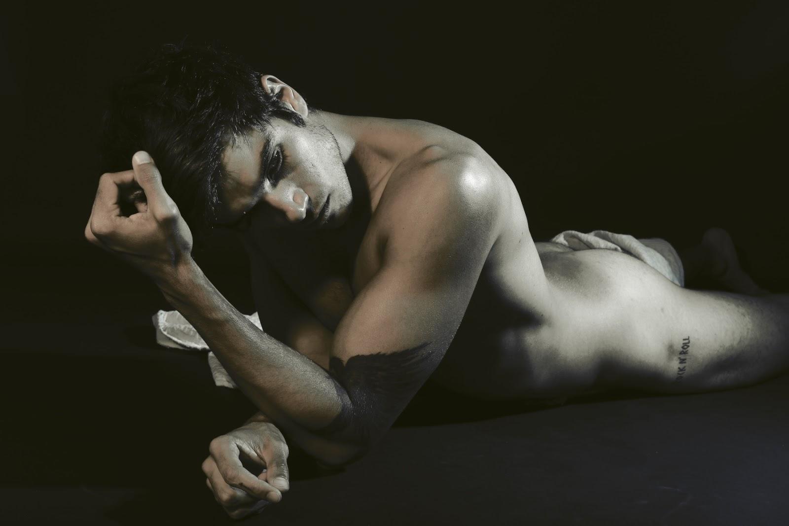 Kauê Machado by Kemal Dedecan for Brazilian Male Model