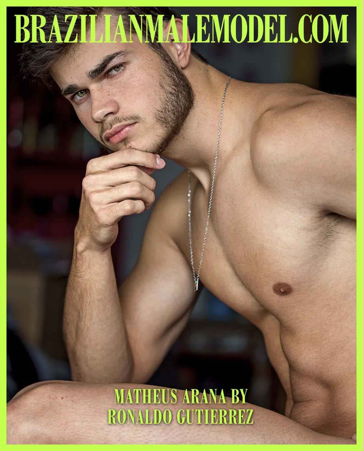 Matheus Arana by Ronaldo Gutierrez