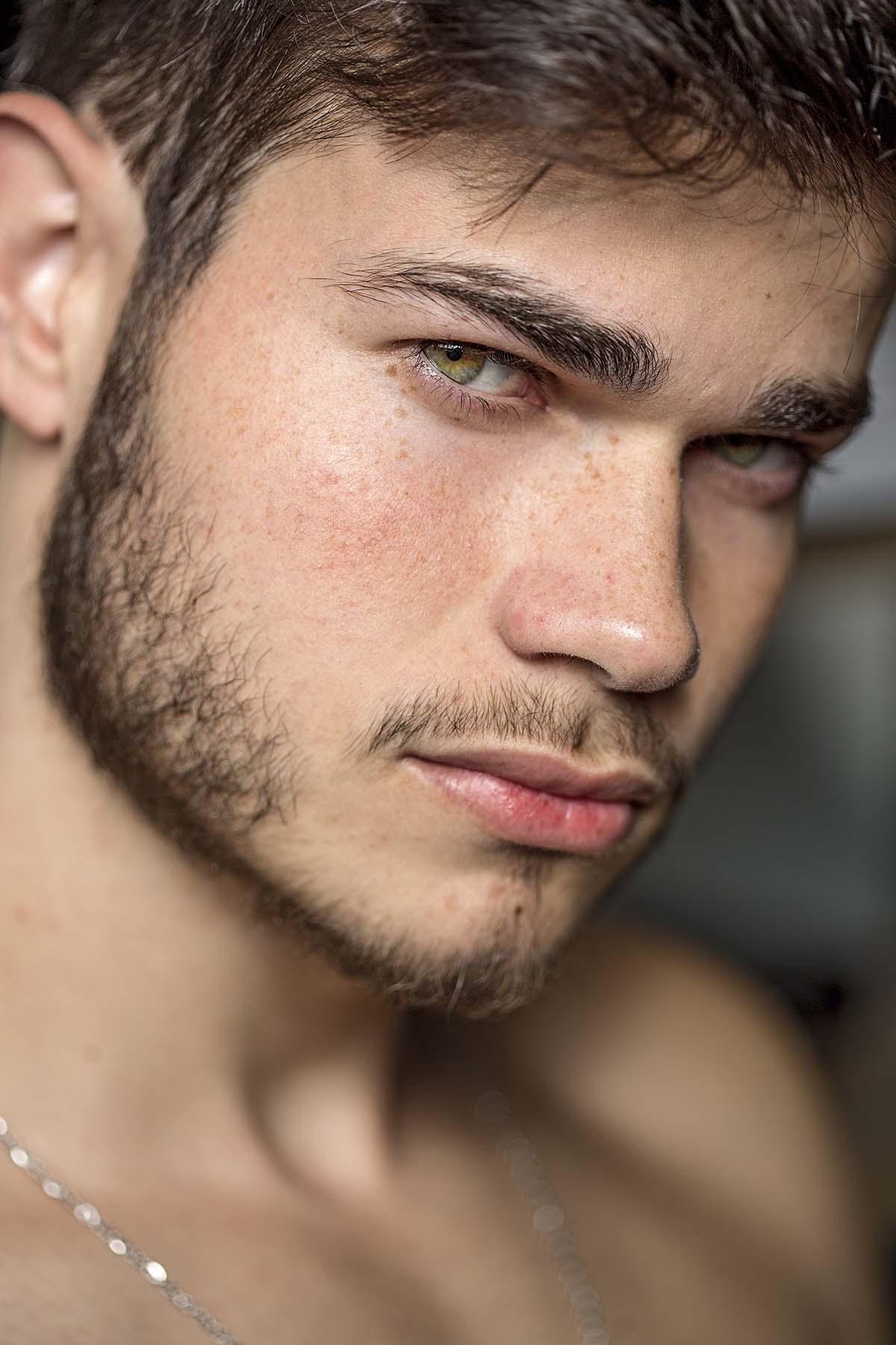 Matheus Arana by Ronaldo Gutierrez for Brazilian Male Model