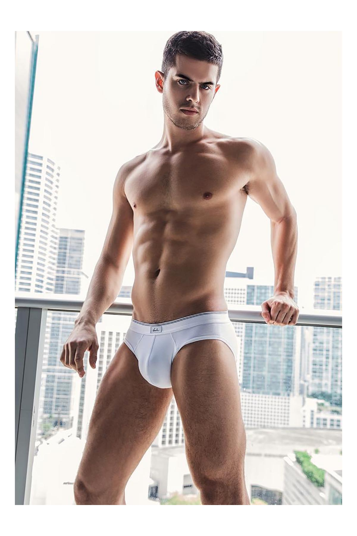 Andre Brunelli by Alex Jackson for Brazilian Male Model