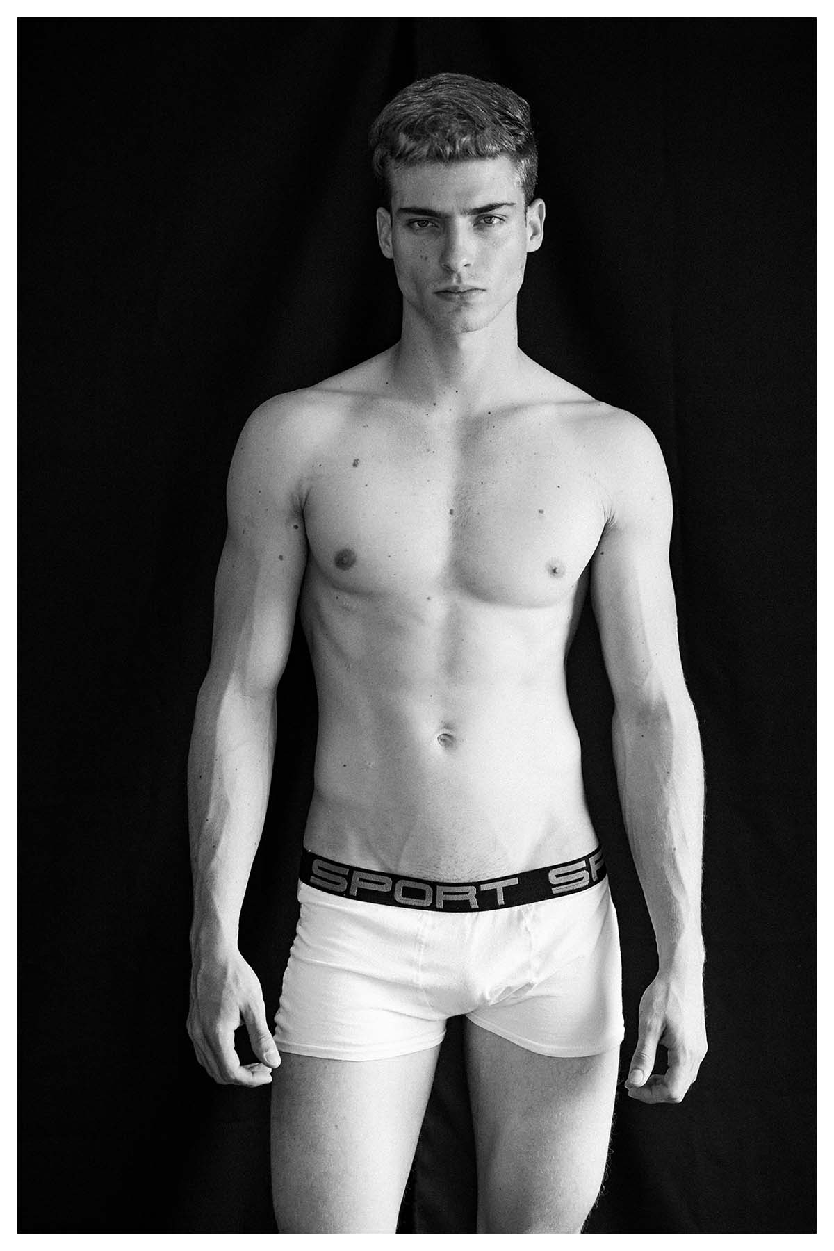 Angelo Giacomini by Luis Ribeiro for Brazilian Male Model