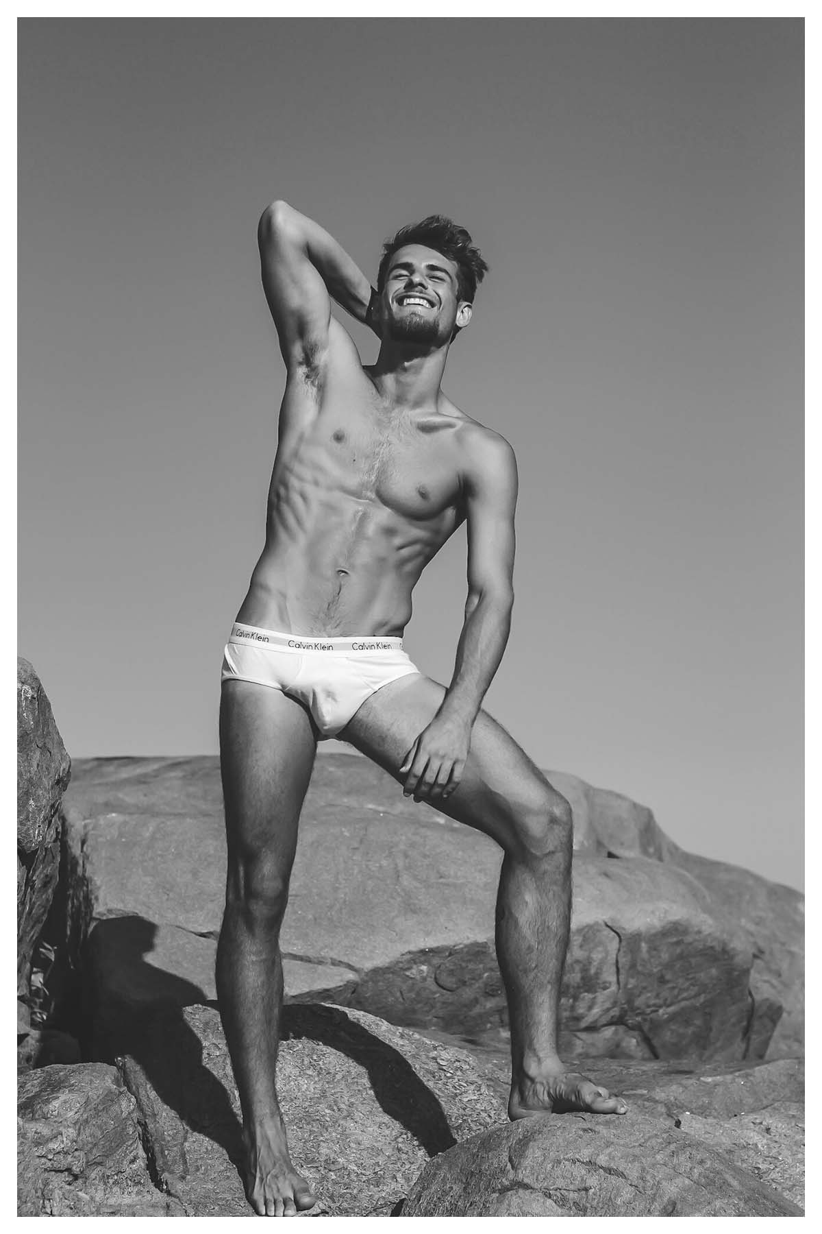 Caio Brum by Anderson Marques for Brazilian Male Model
