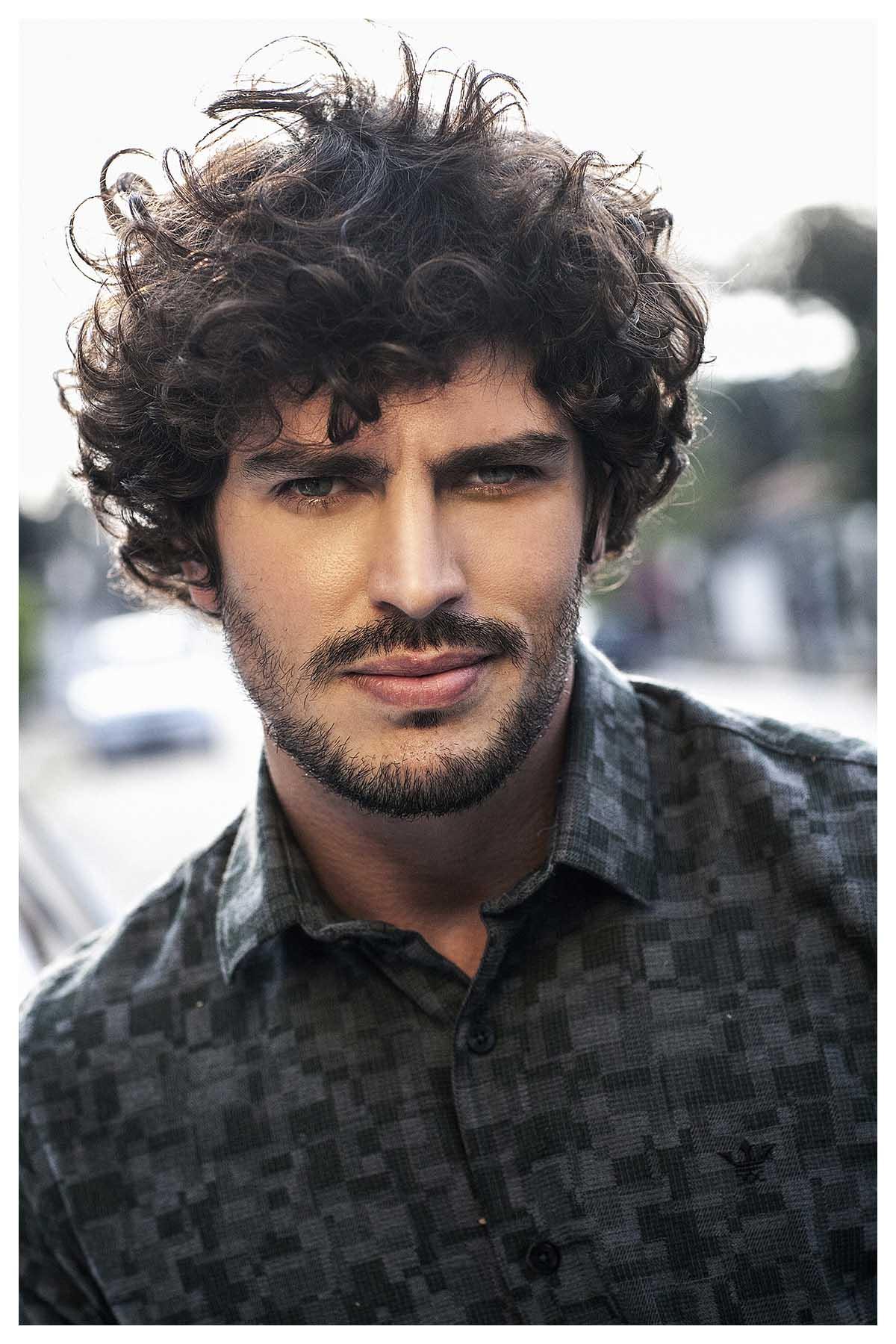 Dego Ferreira by Carlo Locatelli for Brazilian Male Model
