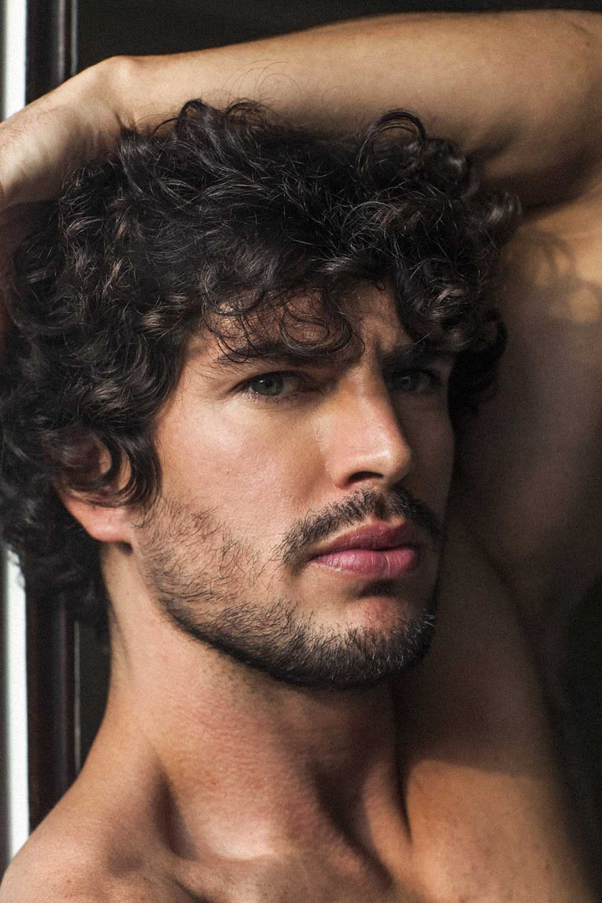 Dego Ferreira by Carlo Locatelli for Brazilian Male Model