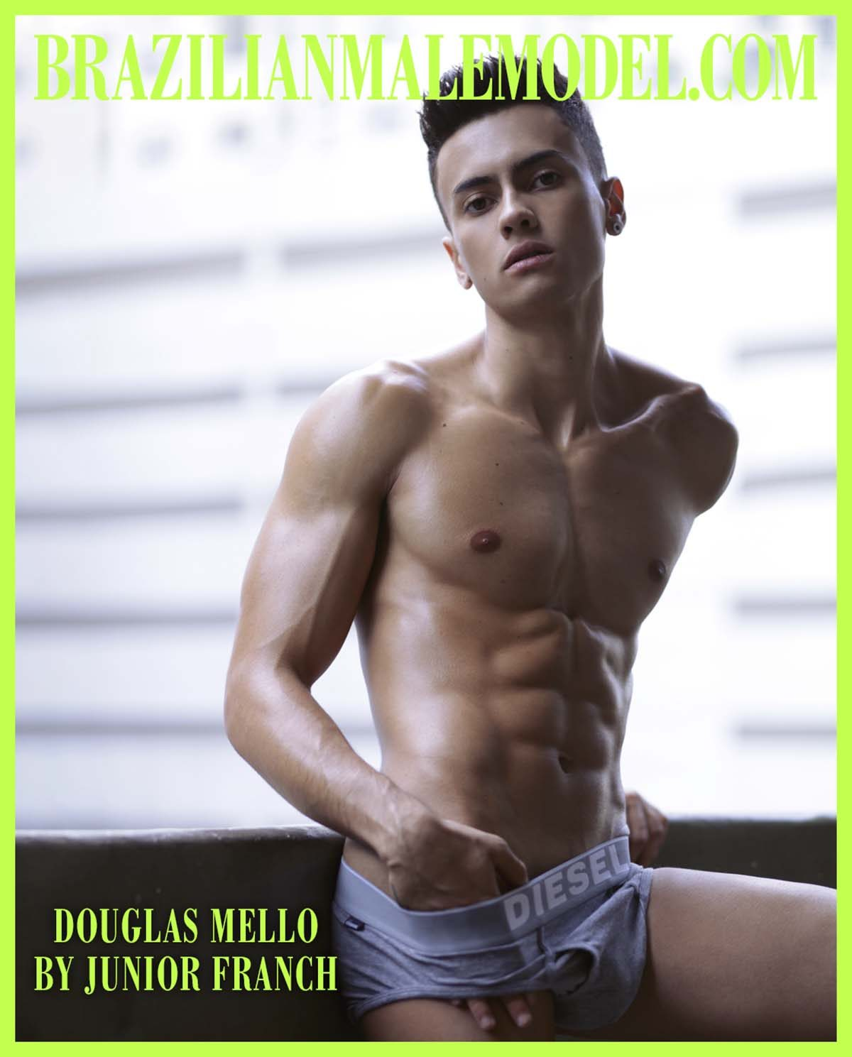 Douglas Mello by Junior Franch