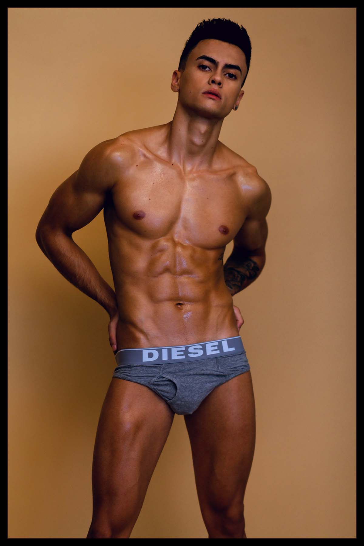 Douglas Mello by Junior Franch for Brazilian Male Model