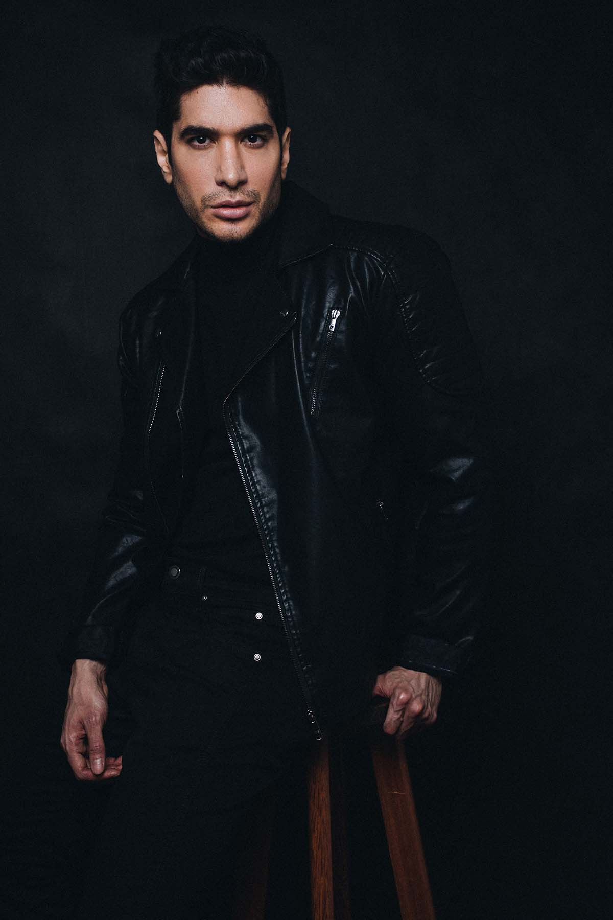 Felipe Abud by Olavo Martins for Brazilian Male Model