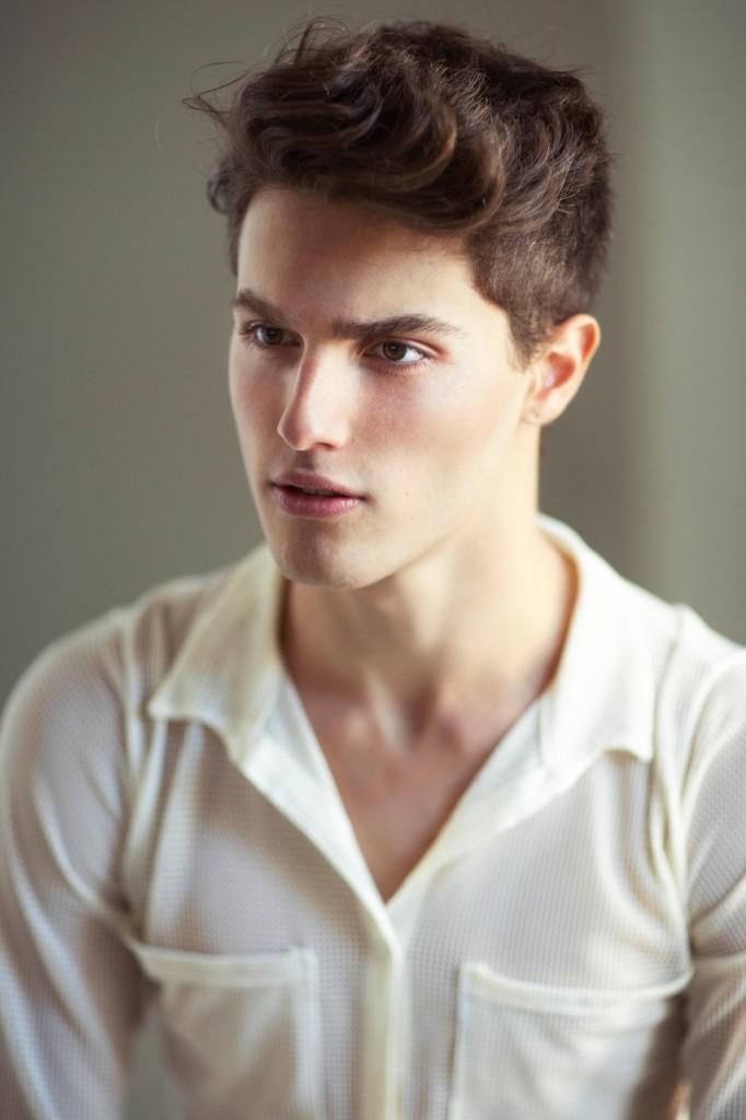 Guilherme Blanco by Xavier Samré for Brazilian Male Model
