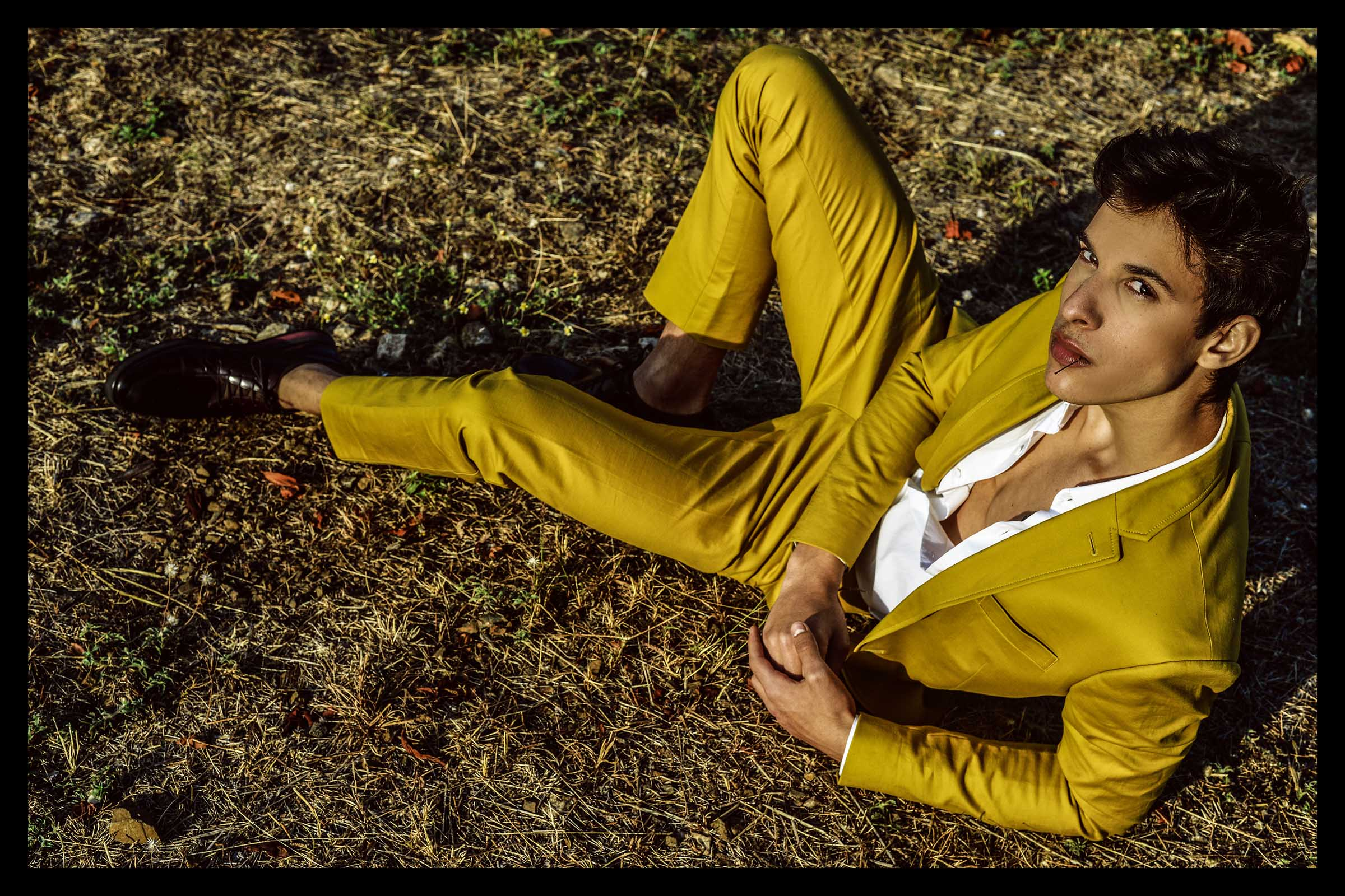 Isaac Paiva by Rodrigo Marconatto for Brazilian Male Model