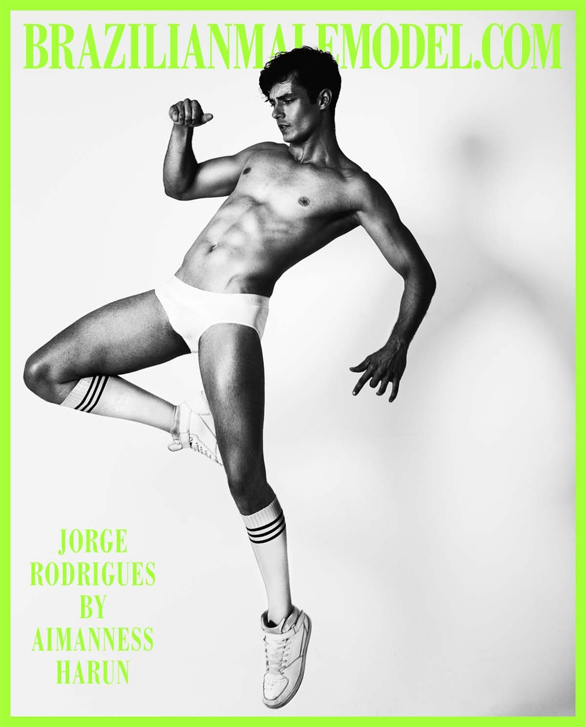 Jorge Rodrigues by Aimanness Harun