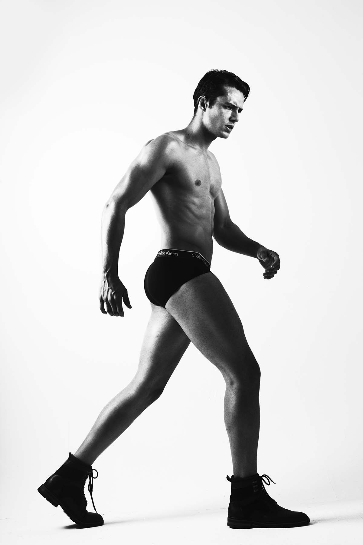 Jorge Rodrigues by Aimanness Harun for Brazilian Male Model